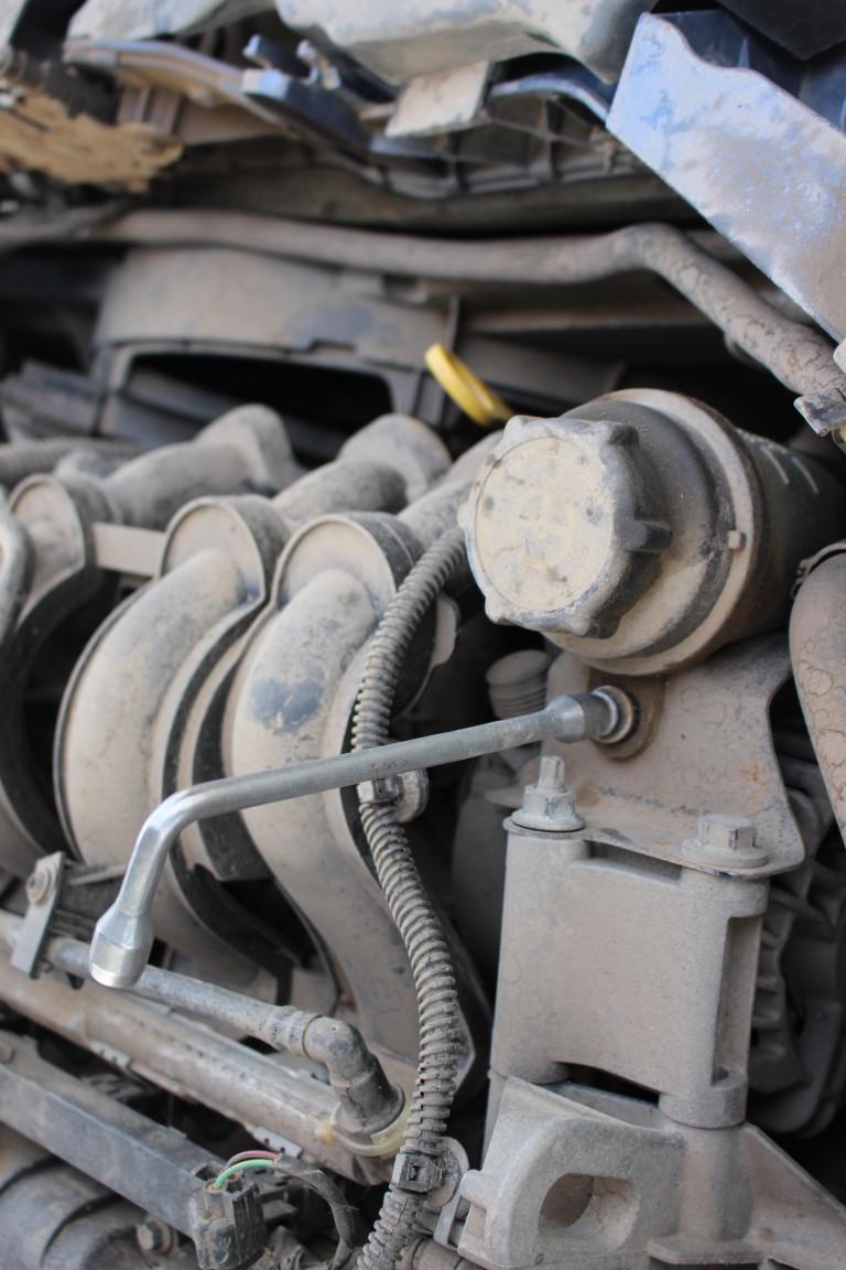 Форд фокус 2 гур замена своими руками