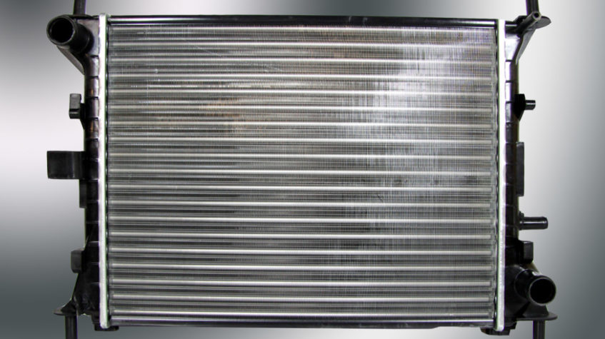 радиатор ford focus 1