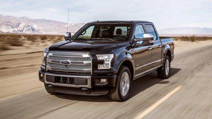 форд модели внедорожников
