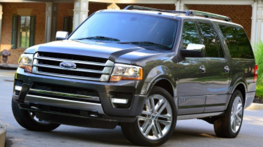 форд внедорожники модельный ряд фото