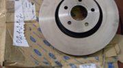 тормозные диски ford focus 2