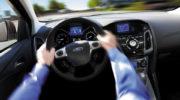 водитель ford focus