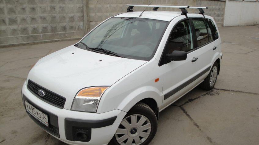 багажник на крышу автомобиля форд фиеста