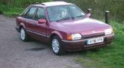 форд эскорт 1990