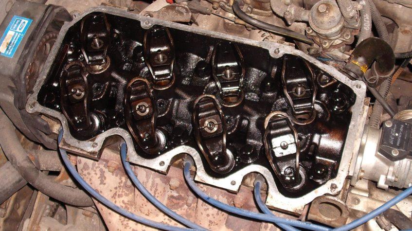 гидрокомпенсаторы форд эскорт