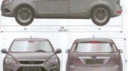 характеристика автомобиля форд фокус 2