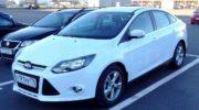 форд фокус 3 белый фото