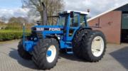 трактор форд 8630