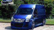 тюнинг для форд транзит 2012