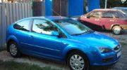 цвета ford focus 2