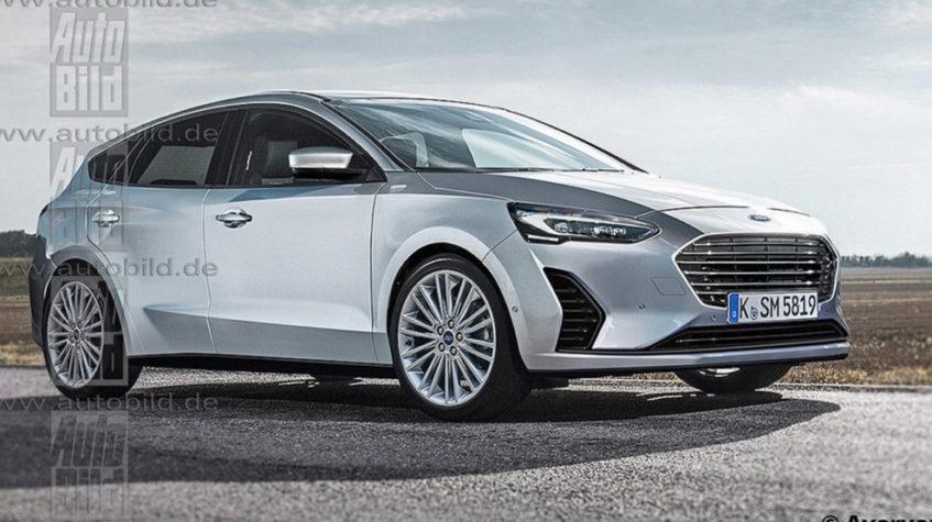 форд фокус 2017 года новая модель фото