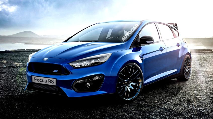ford focus rs новая цена