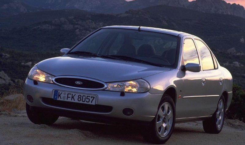 форд мондео 2