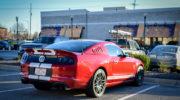 форд мустанг gt технические характеристики