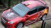 авто тюнинг форд фокус 2
