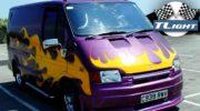 форд транзит дизель тюнинг