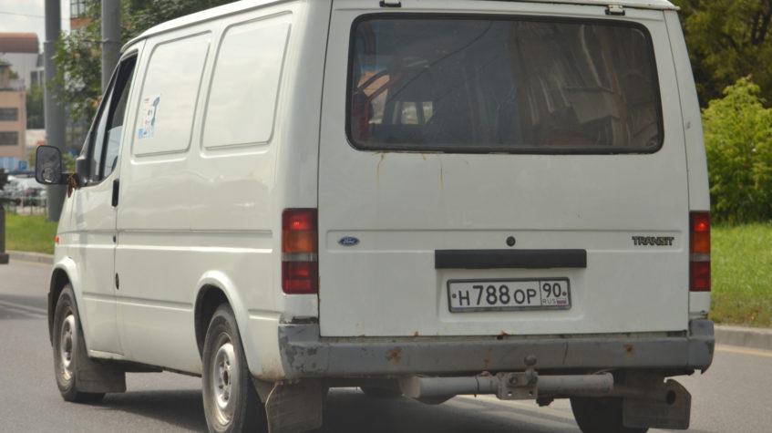 форд транзит 90