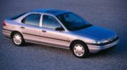 ford mondeo 1993 год