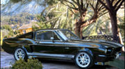 ford mustang eleanor купить