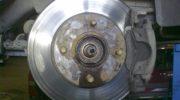 замена ступичного подшипника ford focus