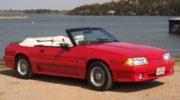 форд мустанг 1990