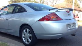 форд кугар 1999 фото