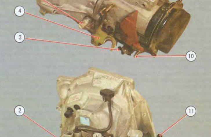 коробка передач ford focus 2