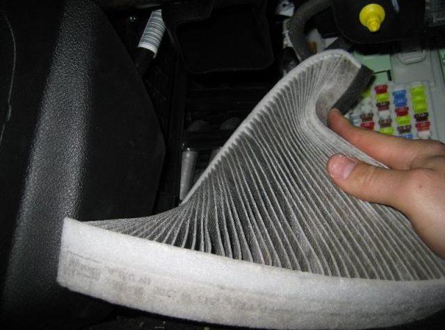 фильтр салона форд фокус
