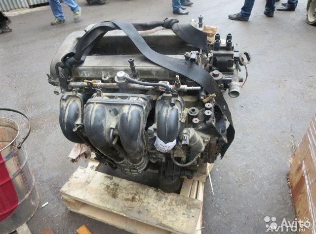 двигатель ford mondeo 3