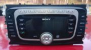 ford focus sony