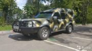 форд внедорожник дизель