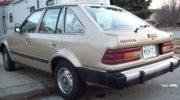 форд эскорт 1987