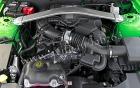 звук двигателя форд мустанг