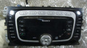 магнитола sony ford mondeo 4