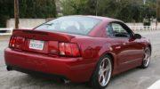 форд мустанг 2004 года