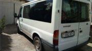 форд транзит 2001 года