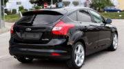 форд фокус черный фото