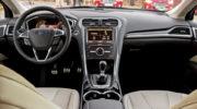 новый форд мондео салон