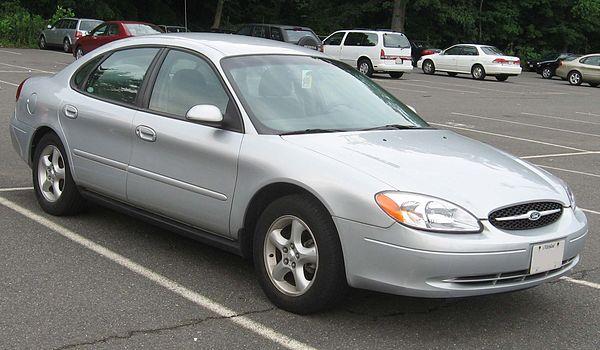 фары форд таурус новые купить 2002 год