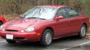 форд таурус 1997 фото