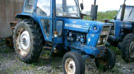 трактор форд