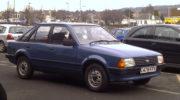 форд эскорт 1985 купить
