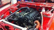 форд мустанг v12