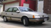 форд таурус 1988