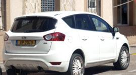 форд куга 2010 фото