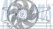 вентилятор охлаждения ford focus 2