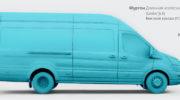 ford transit jumbo пассажирский