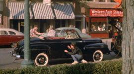 форд из назад в будущее