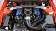 двигатель форд мустанг фото