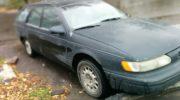 форд таурус 1992 технические характеристики